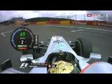 Формула I. (Spa-Francorchamps 2011) Михаэль Шумахер.